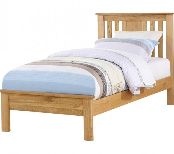 Newbridge Low End 3Ft Bed