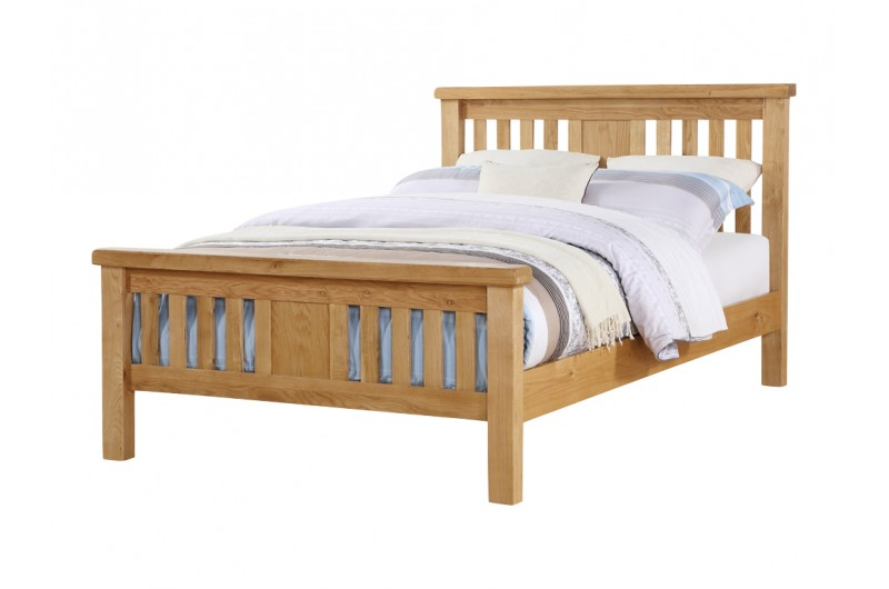 6099 thickbox default Newbridge 4Ft 6 5Ft High End Bed