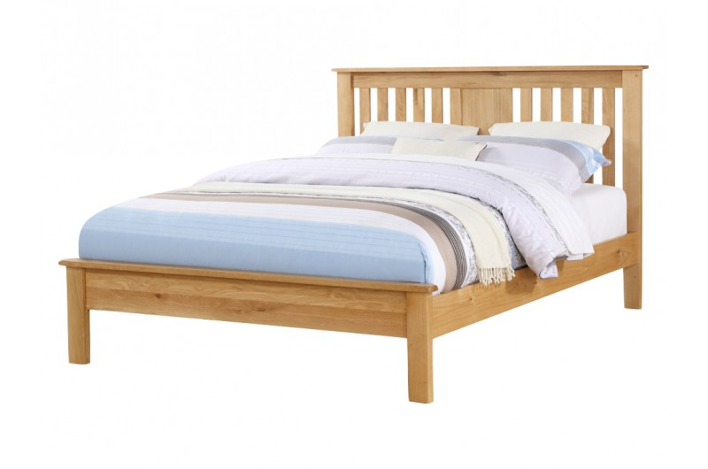 6101 thickbox default Newbridge 4Ft 6 5Ft Low End Bed
