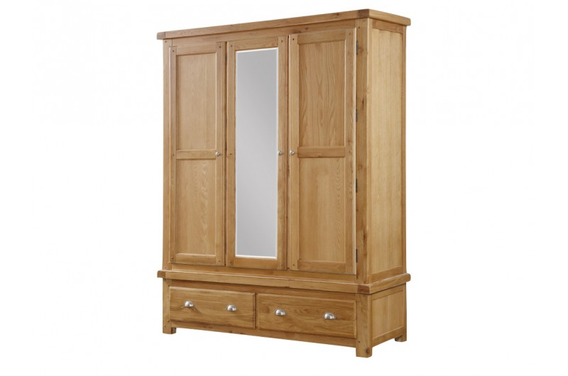 6103 thickbox default Newbridge 3 Door Wardrobe