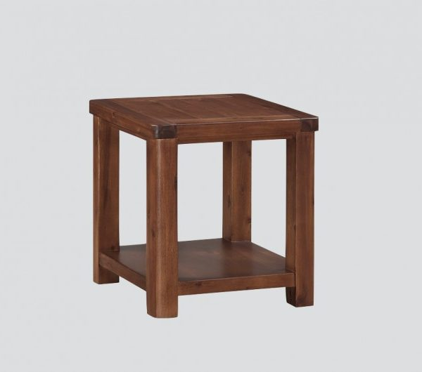 Andorra Acacia End Table