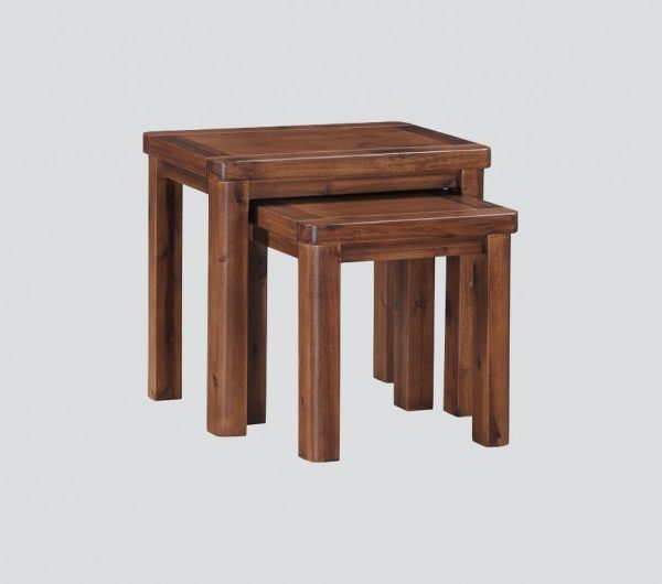 Andorra Acacia Nest Of Tables