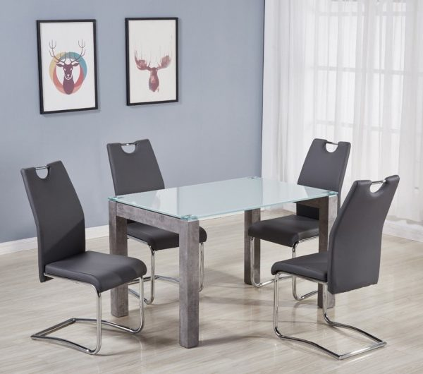 Tivoli 1200mm Dining Set