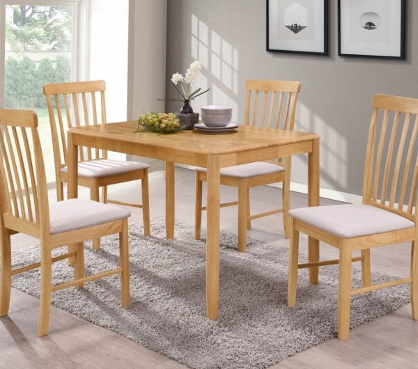Cologne 1x4 Fixed Dining Sets