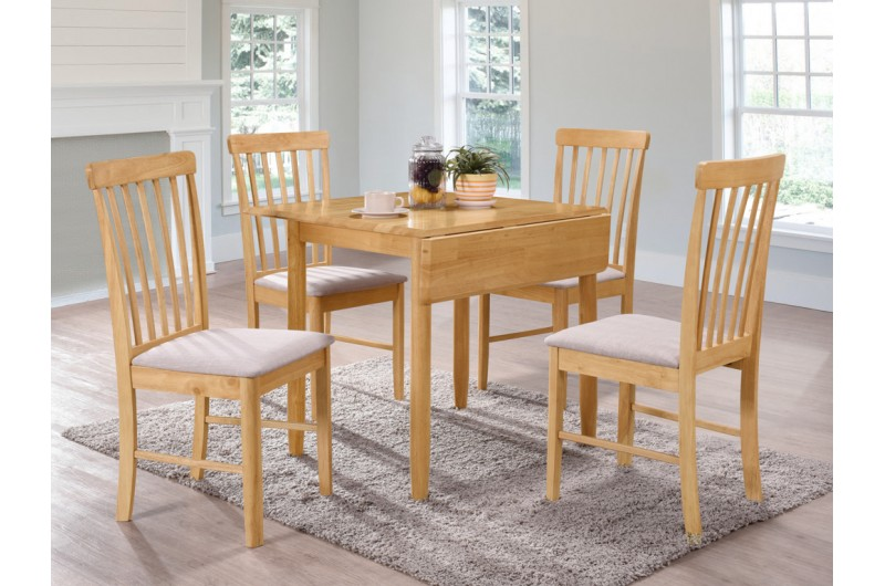 6171 thickbox default Cologne Square Drop Leaf Dining Set
