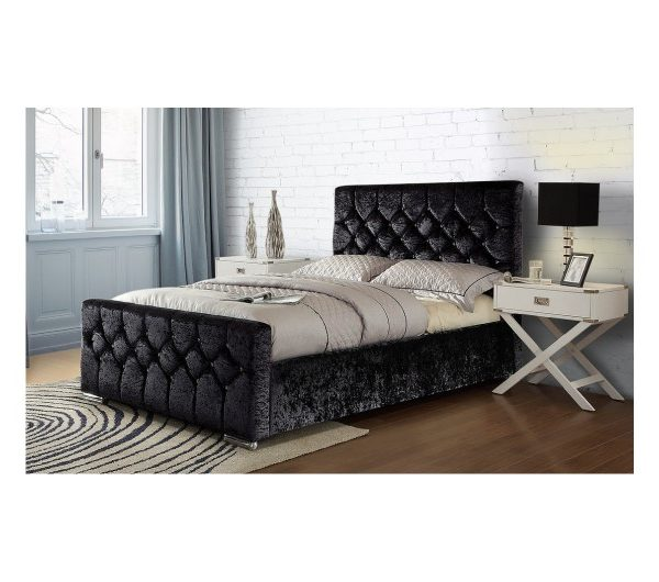 Galaxy Fabric Beds (Black)