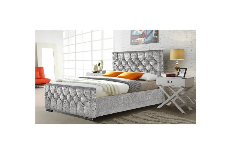 6271 thickbox default Galaxy Fabric Beds Silver