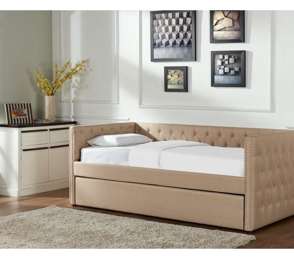 Berlin Day Bed (Beige)