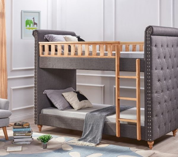 6280 thickbox default Ella Fabric Bunk Bed