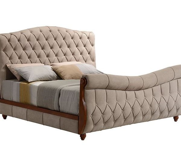 """Diana Fabric 5"""" Bed"""