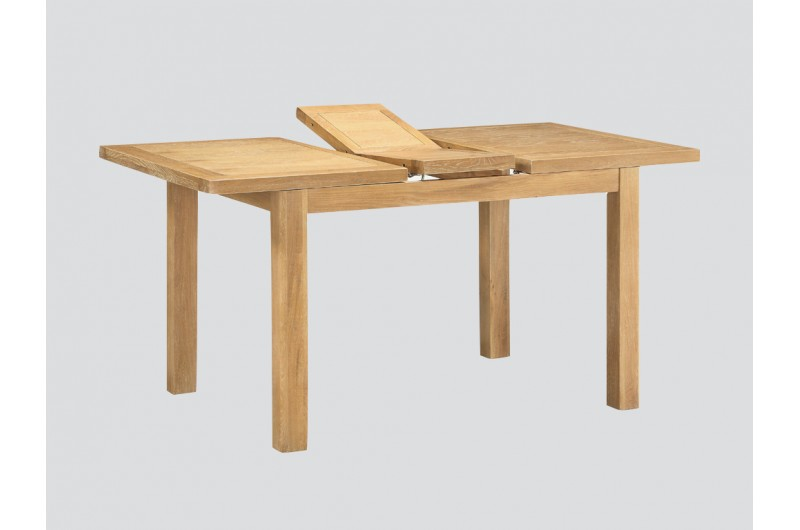 Andorra Washed Oak 1200mm Extension Table