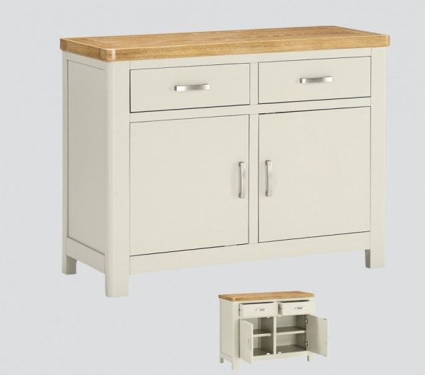 Andorra Painted 2 Door Sideboard