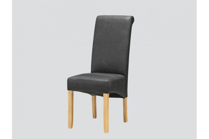 6390 thickbox default Andorra Washed Oak Dining Chair