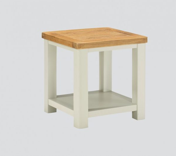 Andorra Painted End Table