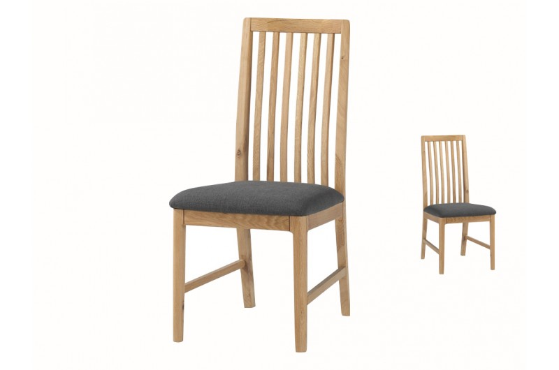 6392 thickbox default Dunmore Oak Dining Chair