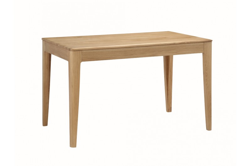 Dunmore Oak 4' Fixed Dining Table