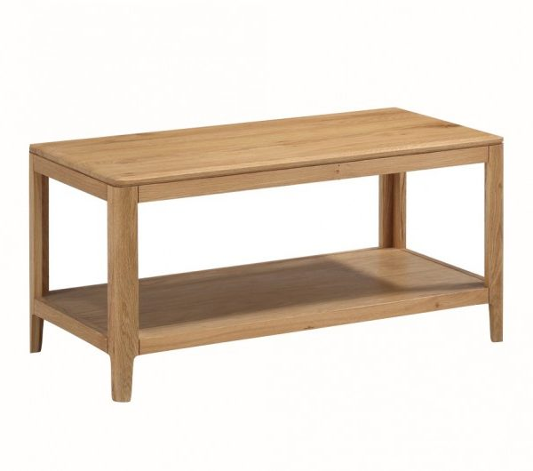 Dunmore Oak Coffee Table