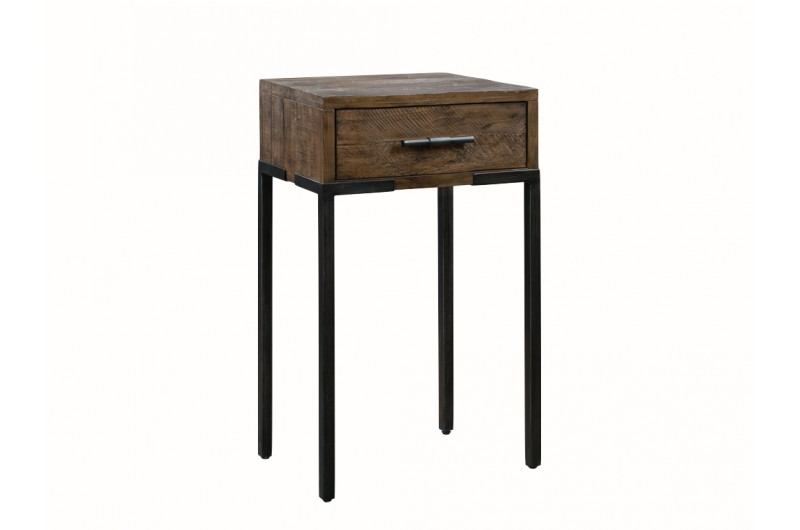 6439 thickbox default Seville Small 1 Drawer Console Table