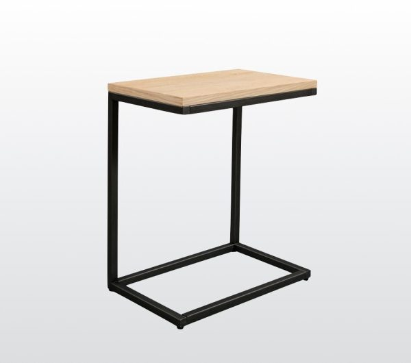 6448 thickbox default Evora Industrial Sofa Side Table
