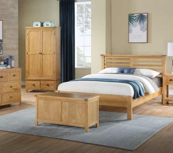 Glenbrook Oak Bedroom Range