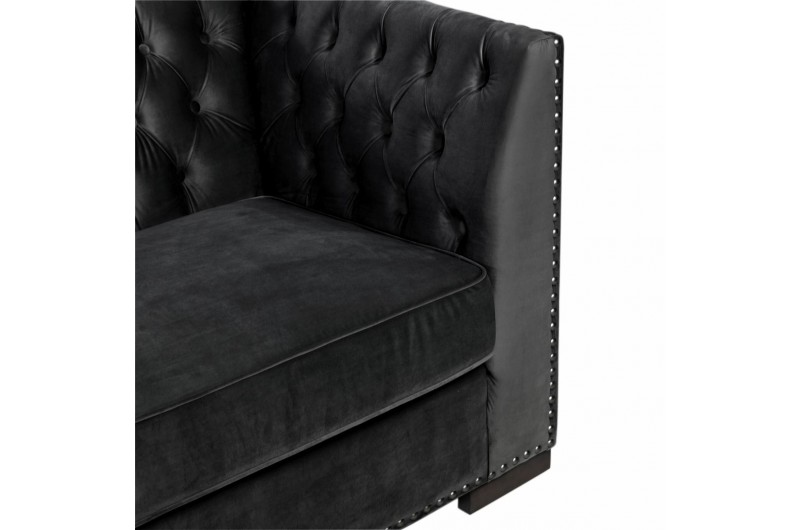 6539 thickbox default Chester 3 2 Seater Suite Black