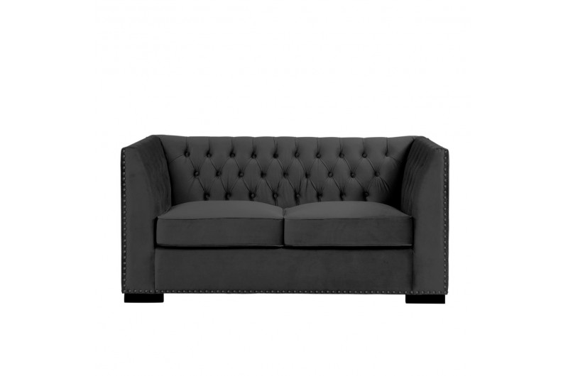 6547 thickbox default Chester 3 2 Seater Suite Black