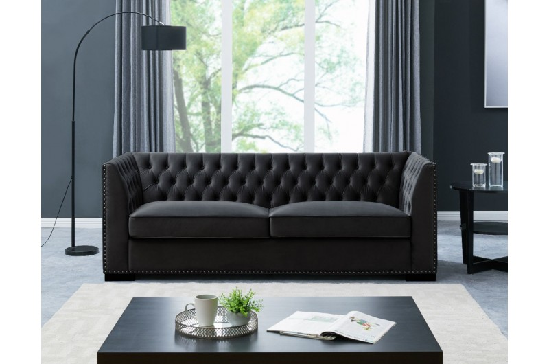 6551 thickbox default Chester 3 Seater Black