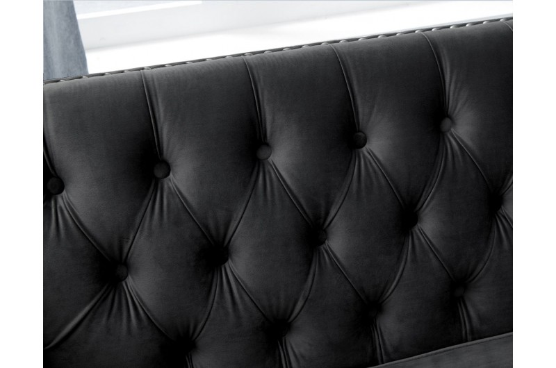 6558 thickbox default Chester 3 2 Seater Suite Black