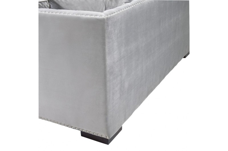 6642 thickbox default Grey Chesterfield Corner Suite Left