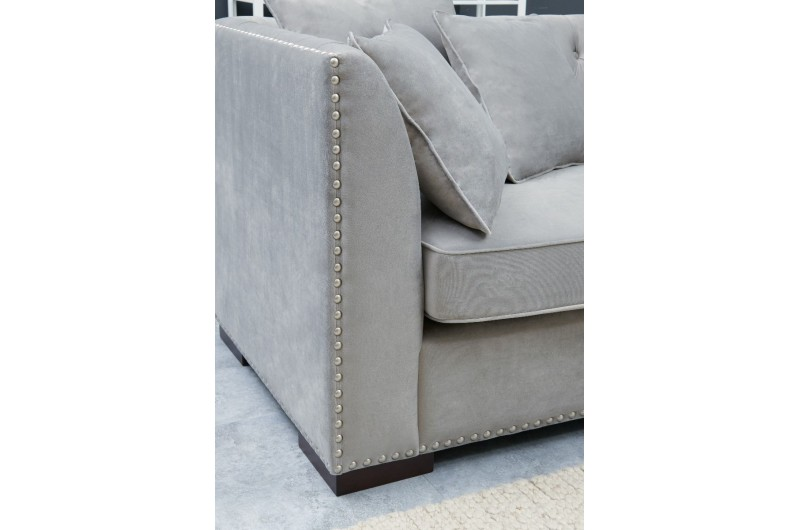 6652 thickbox default Grey Chesterfield Corner Suite Right