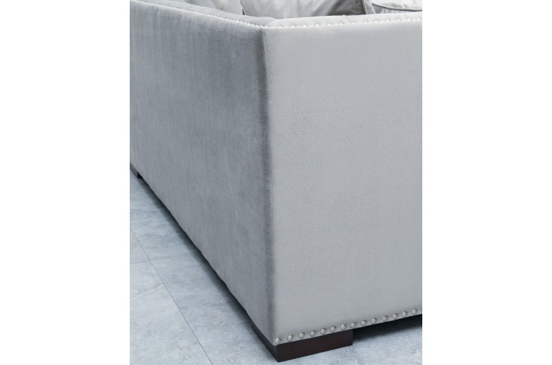 6653 thickbox default Grey Chesterfield Corner Suite Right