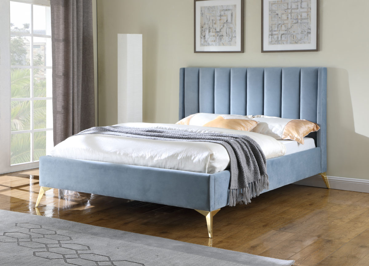 Clara Bed Blue scaled